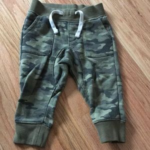 Baby Gap army pants.  Size 12-18 months